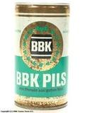 BBK Pils beer