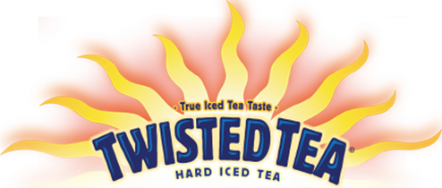 Twisted Tea Lemonade beer Label Full Size