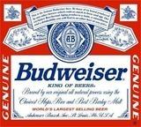 Budweiser Pilsner Beer