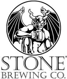 Stone 18th Anniversary IPA beer Label Full Size