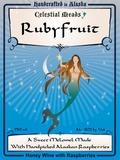 Celestial Meads Rubyfruit beer