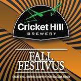 Cricket Hill Fall Festivus Ale Beer
