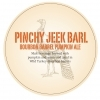 Anderson Valley Pinchy Jeek Barl Bourbon Barrel Pumpkin Ale beer Label Full Size