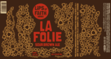 New Belgium La Folie Beer