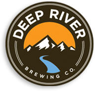 Deep River Oxbow IPA beer Label Full Size