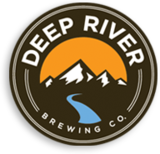 Deep River Oxbow IPA beer