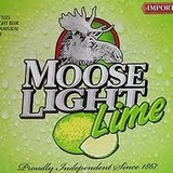 Moosehead Light Lime beer