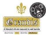 OEC Grandis (Blend #1) Beer