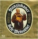 Spaten Franziskaner Hefe-Weiss beer