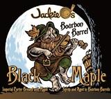 Jackie O's Bourbon Barrel Black Maple beer
