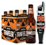 Curious Traveler Pumpkin beer