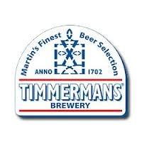 Timmermans Kriek Lambicus beer Label Full Size