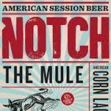 Notch The Mule beer