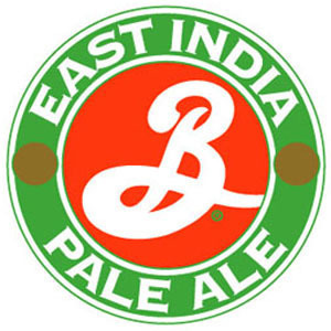 Brooklyn East India Pale Ale beer Label Full Size
