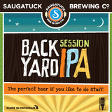Saugatuck Backyard beer