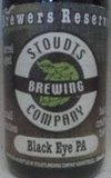 Stoudt's Black Eye PA beer