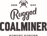 Scorched Earth Rugged Coalminer beer