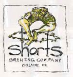Shorts Vintage Premium Lager beer