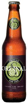 Original Sin Pear Cider beer Label Full Size
