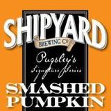 Shipyard Smashed Pumpkin beer
