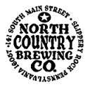 North Country Bucco Blonde beer Label Full Size