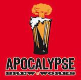 Apocalypse Brew APA Hop Project: EKG beer Label Full Size