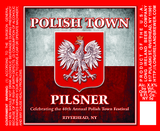Long Ireland Polish Town Pilsner beer