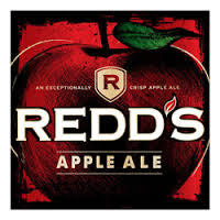 Redd's Apple Ale beer Label Full Size