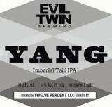 Evil Twin Yang IPA Beer