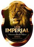 Lion Imperial Pilsner Beer