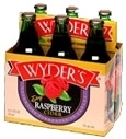 Wyder's Dry Raspberry Cider beer