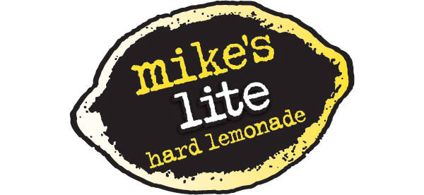 Mike's Hard Lite Lemonade beer Label Full Size