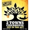 2 Towns Cot in the Act beer