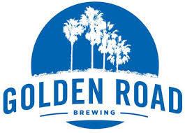 Golden Road MoHop beer Label Full Size