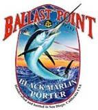 Ballast Point Black Marlin Porter beer