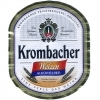 Krombacher Non-Alcoholic Weizen beer Label Full Size