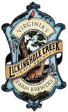 Lickinghole Creek Rosemary Saison beer