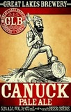 Great Lakes Canuck Pale Ale Beer