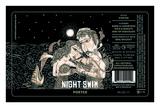 Coppertail Night Swim Porter beer