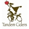 Tandem Ciders Strawberry Jam beer Label Full Size