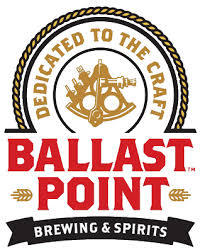 Ballast Point Sculpin IPA with Citra beer Label Full Size