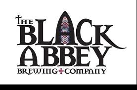 Black Abbey Barrel Aged Fortress beer Label Full Size