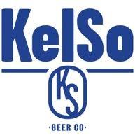 Kelso Kim Cherry Lager beer Label Full Size