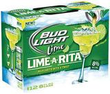 Budweiser's Lime-a-Rita Beer