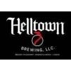 Helltown Barleywine beer Label Full Size