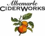 Albemarle Ciderworks GoldRush beer Label Full Size