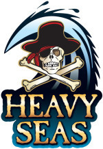Heavy Seas Loose Cannon IPA beer Label Full Size