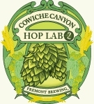 Fremont Cowiche Canyon Citra Hop IPA beer Label Full Size