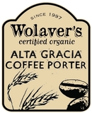 Wolavers Alta Gracia Coffee Porter Beer