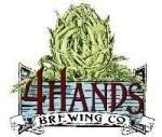 4 Hands Single Speed American Blonde Beer